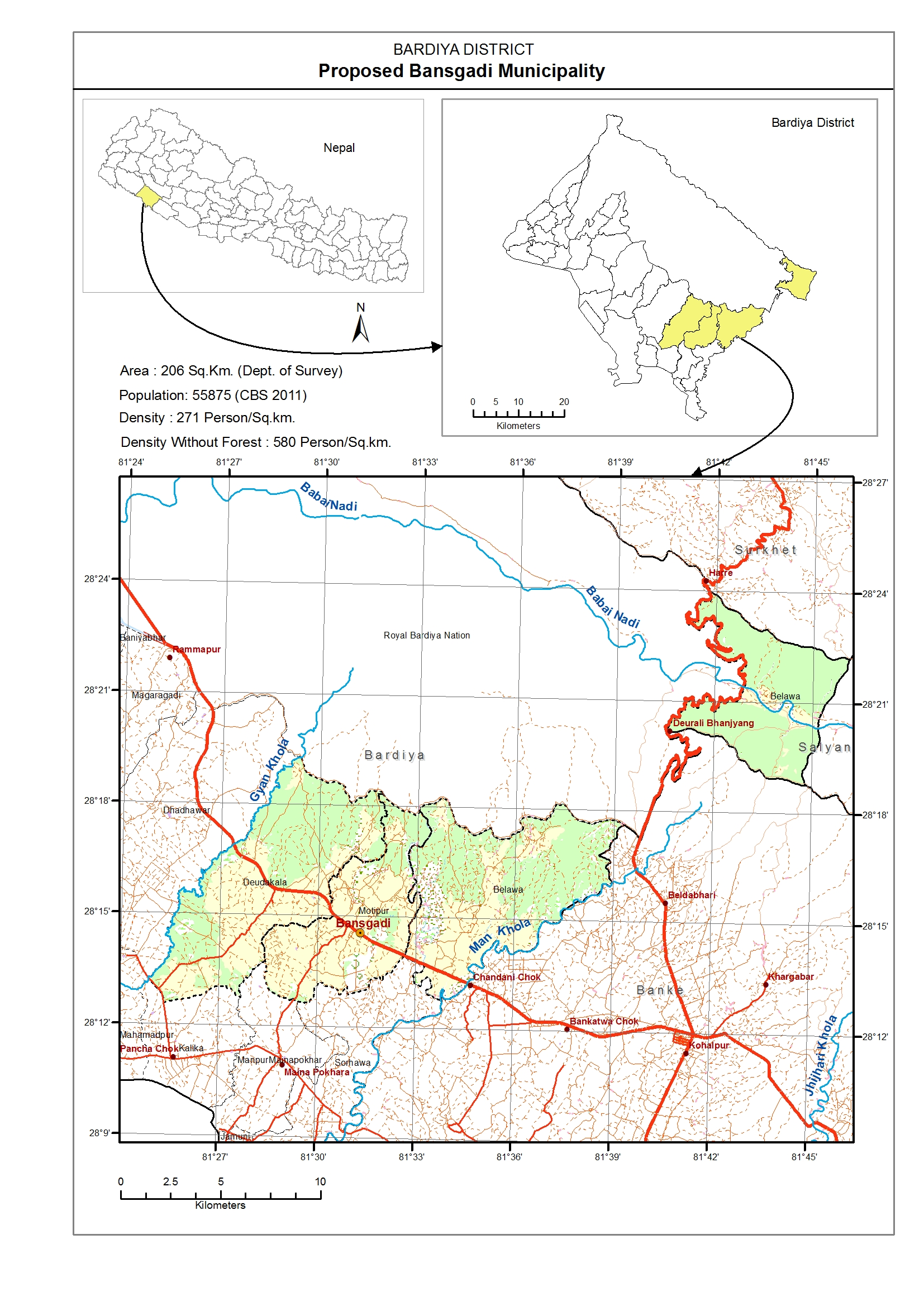 Guidelines for gis mapping mis development