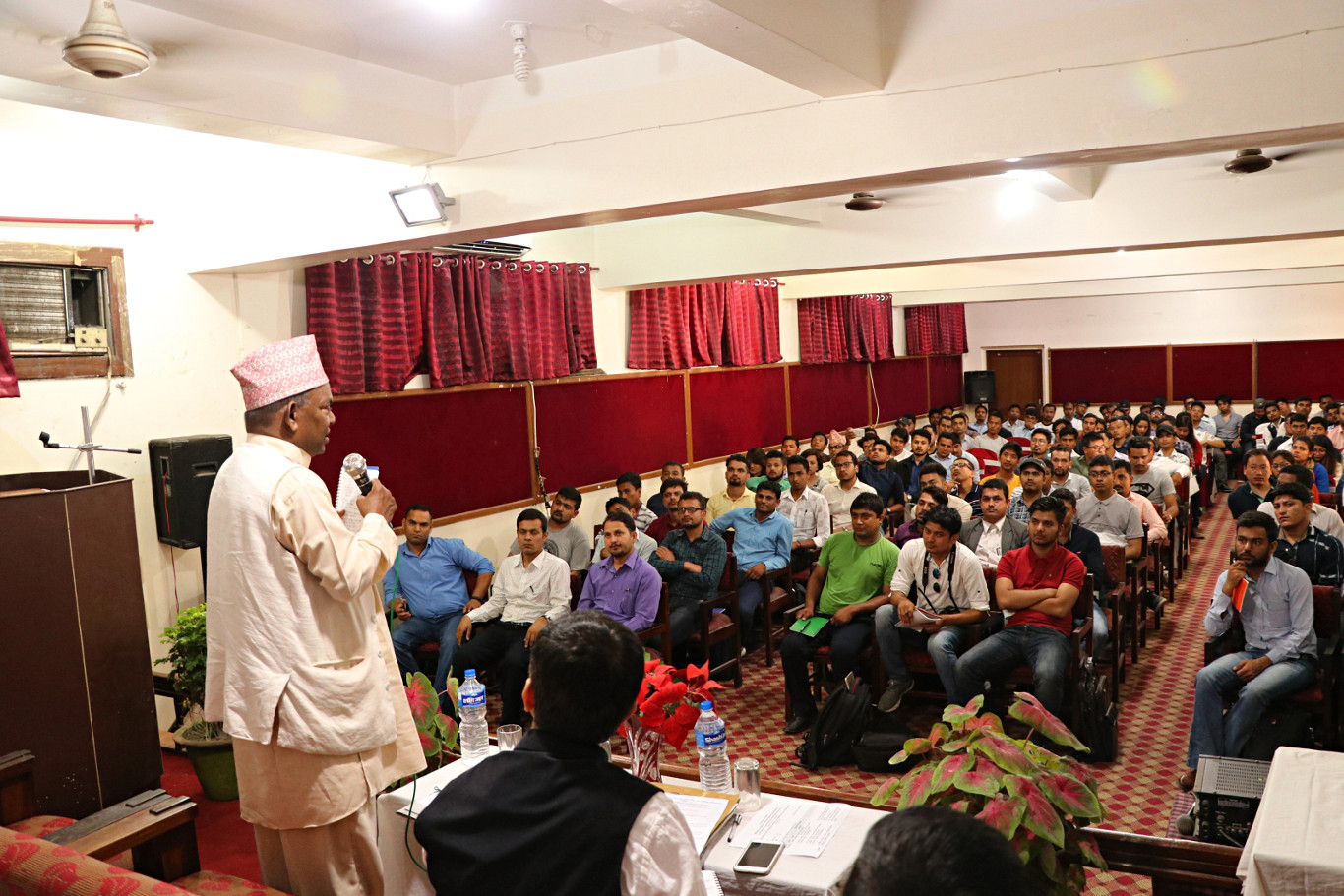 Orientation and Technical Training given to IT Officers at