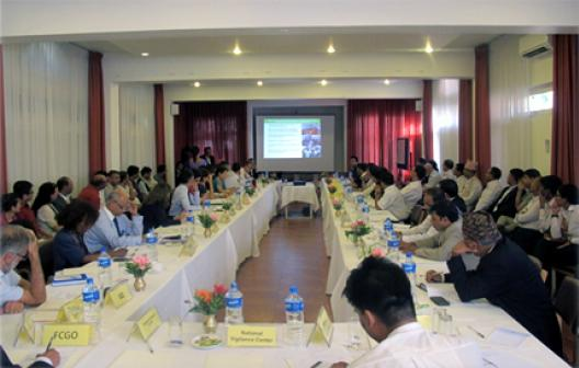 Glimpse of 3rd National Advisory Committee Meeting