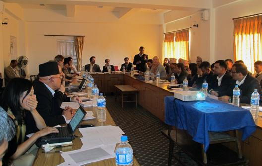 Sub-National Advisory Committee (Sub-NAC) meeting