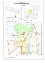 Shivasataxi Municipality Map