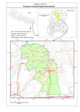Letang Bhogateni Municipality Map