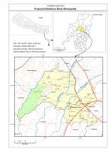 Ramdhuni Municipality Map