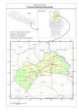 Shadanand Municipality Map