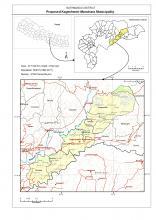 Kageshwor Municipality Map