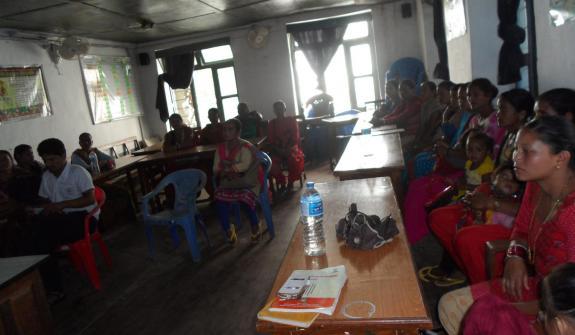 बेनी न.पा.मा नागरिक सचेतना केन्द्र विषयगत कार्यालयहरुसँग सम्बन्ध विस्तार गर्दै